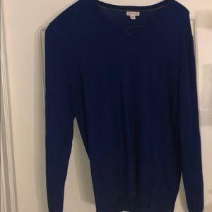 Merona v neck sweater